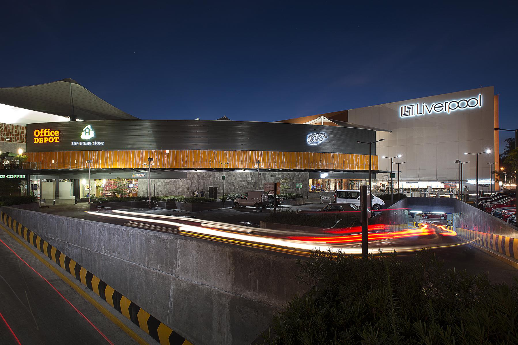 Grupo Arquitech Arquitectura Centros Comerciales Gran