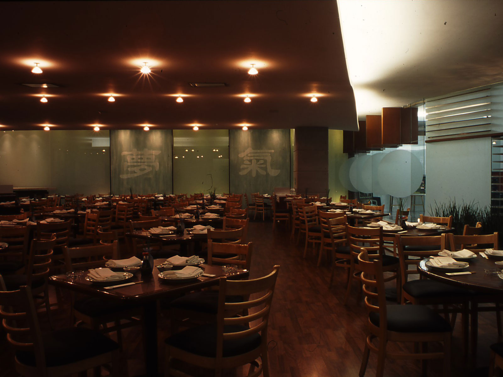 Grupo Arquitech Interiorismo Restaurantes